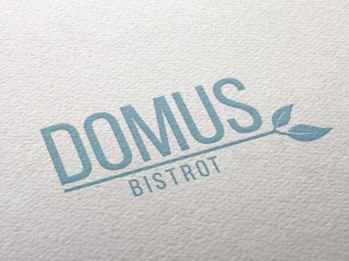 Identidade Visual Domus Bistrot